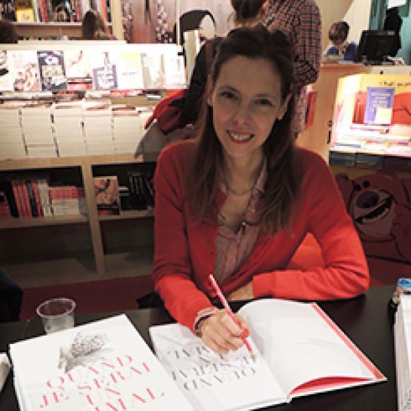 Photo de l'auteur Aurélia Alcais
