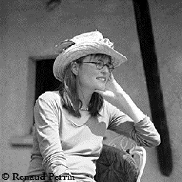 Photo de l'auteur Clotilde Perrin