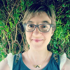 Photo de l'auteur Ingrid Chabbert
