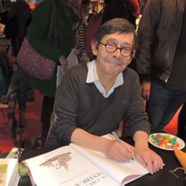 Photo de l'auteur Gilles Bachelet