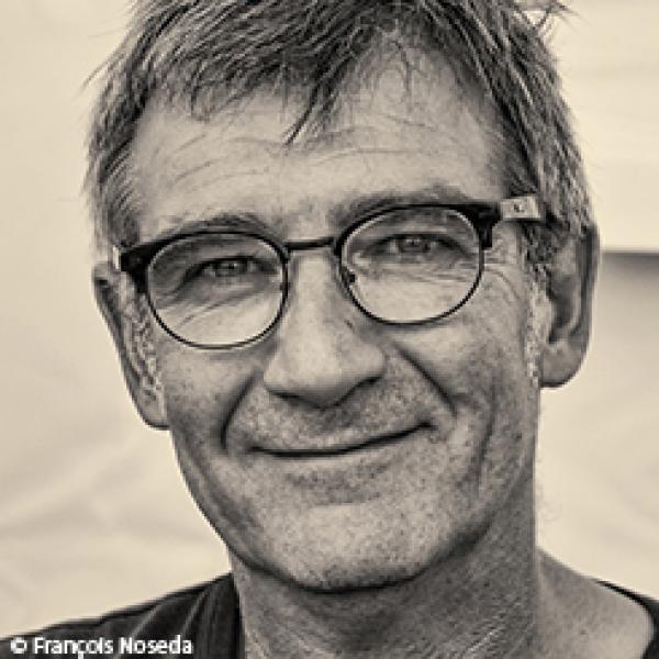 Photo de l'auteur Benoît Fourchard