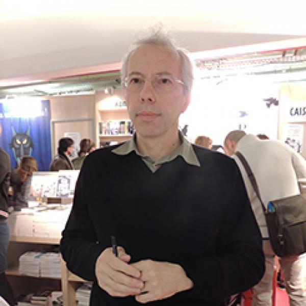 Photo de l'auteur André Bouchard