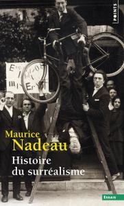 Couverture de l'ouvrage Histoire du surréalisme