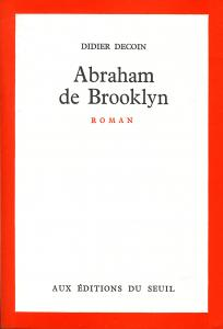 couverture Abraham de Brooklyn