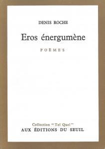 Couverture de l'ouvrage Eros énergumène