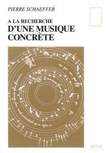 couverture A la recherche d'une musique concrète