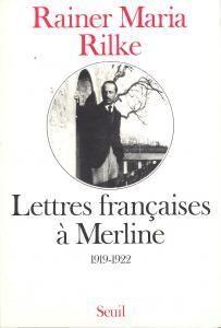 couverture Lettres françaises à Merline (1919-1922)