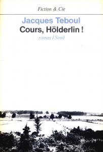 couverture Cours, Hölderlin