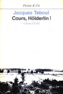 Cours, Hölderlin