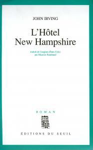 Couverture de l'ouvrage L'Hôtel New Hampshire