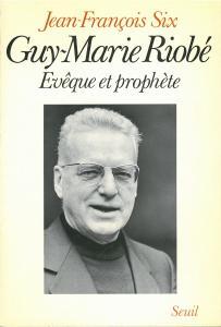 Couverture de l'ouvrage Guy-Marie Riobé, évêque et prophète