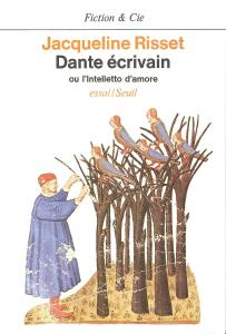 couverture Dante écrivain