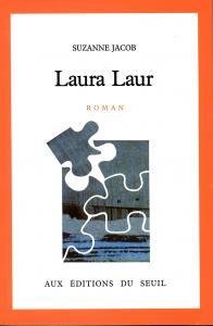 Couverture de l'ouvrage Laura Laur