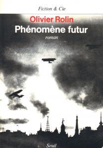 couverture Phénomène futur