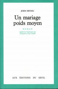 Couverture de l'ouvrage Un mariage poids moyen