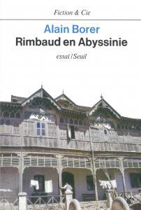 couverture Rimbaud en Abyssinie