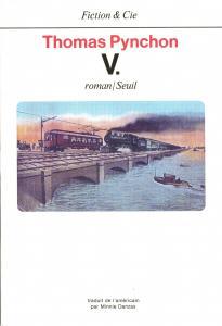 Couverture de l'ouvrage V.