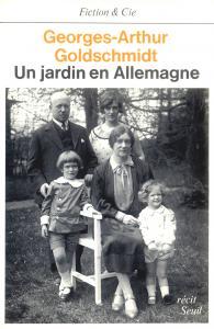 couverture Un jardin en Allemagne