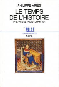 Couverture de l'ouvrage Le Temps de l'histoire