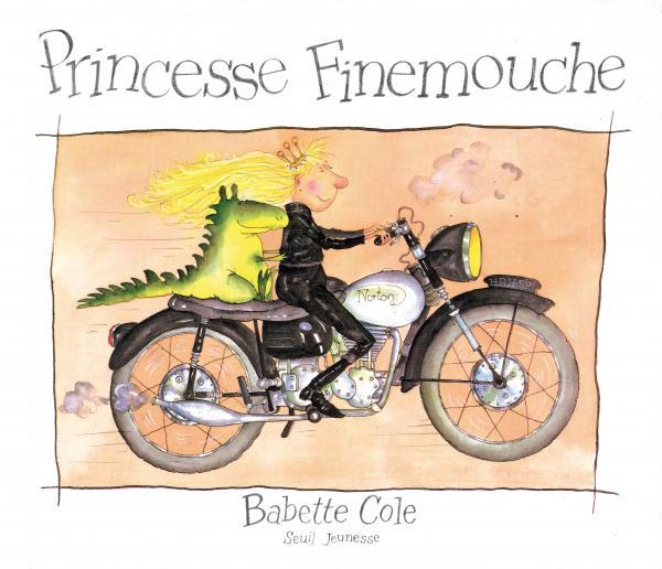 Couverture de l'ouvrage Princesse Finemouche