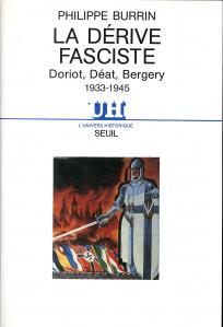 Couverture de l'ouvrage La Dérive fasciste