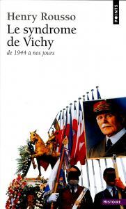 Couverture de l'ouvrage Le Syndrome de Vichy (1944-198...)