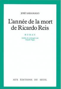 Couverture de l'ouvrage L'Année de la mort de Ricardo Reis