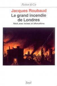 couverture Le Grand Incendie de Londres. Récits, av...