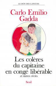 couverture Les Colères du capitaine en congé libéra...