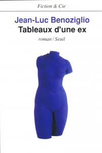couverture Tableaux d'une ex