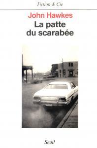 couverture La Patte du scarabée