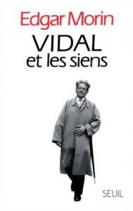 Couverture de l'ouvrage Vidal et les siens