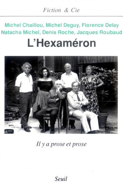 L'Hexaméron. Il y a prose et prose