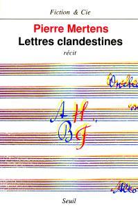 couverture Lettres clandestines