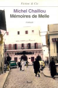 couverture Mémoire de Melle