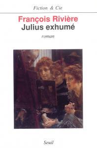 couverture Julius exhumé