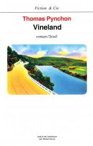 couverture Vineland