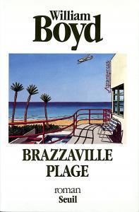 Couverture de l'ouvrage Brazzaville Plage