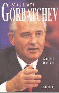 Couverture de l'ouvrage Mikhaïl Gorbatchev
