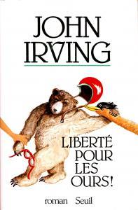 Couverture de l'ouvrage Liberté pour les ours !
