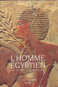 Couverture de l'ouvrage L'Homme égyptien