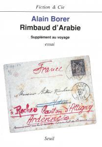 couverture Rimbaud d'Arabie. Supplément au voyage