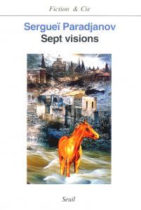 couverture Sept Visions