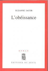 Couverture de l'ouvrage L'Obéissance