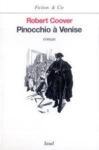 couverture Pinocchio à Venise