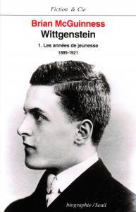 couverture Wittgenstein, t. 1