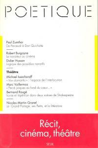 couverture Poétique, n° 087