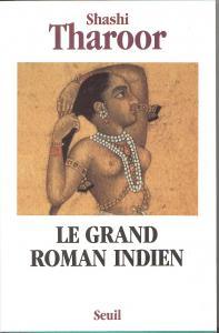 Couverture de l'ouvrage Le Grand Roman indien