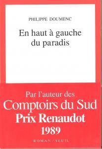 Couverture de l'ouvrage En haut à gauche du paradis