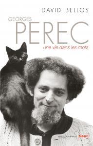 Couverture de l'ouvrage Georges Perec. Une vie dans les mots